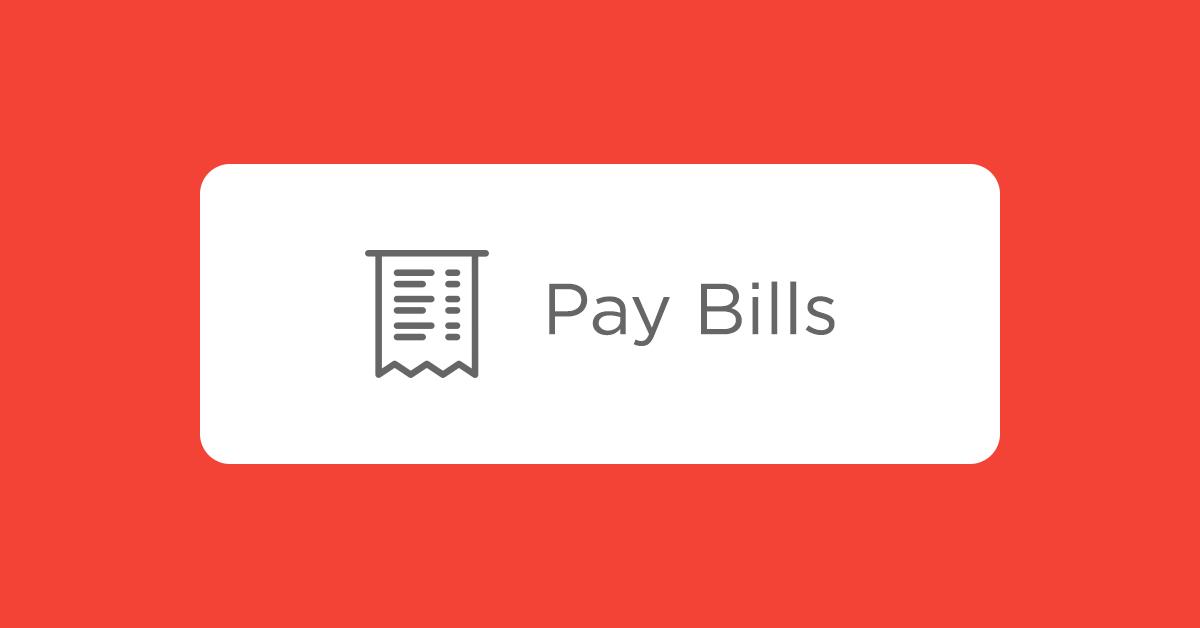 PayMaya Deals - Pay Bills